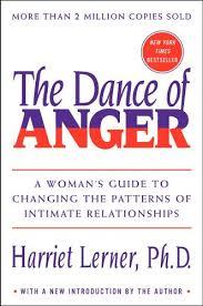 The Dance of Anger - Harriet Lerner