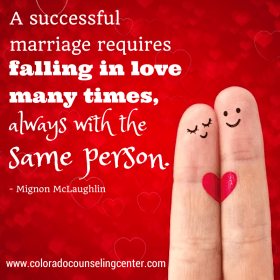 A Successful Marriage - Colorado Counseling Center