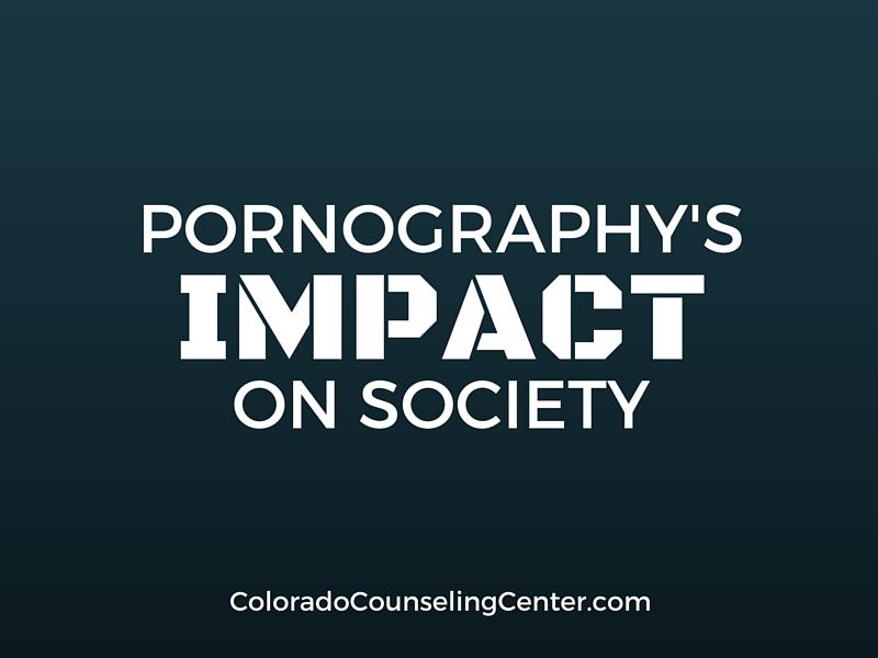 Pornography's EffectsOn Society