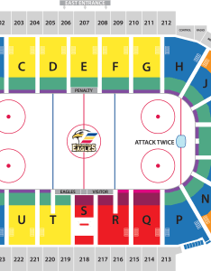Seating chart arenaseating ssn  also colorado eagles rh coloradoeagles