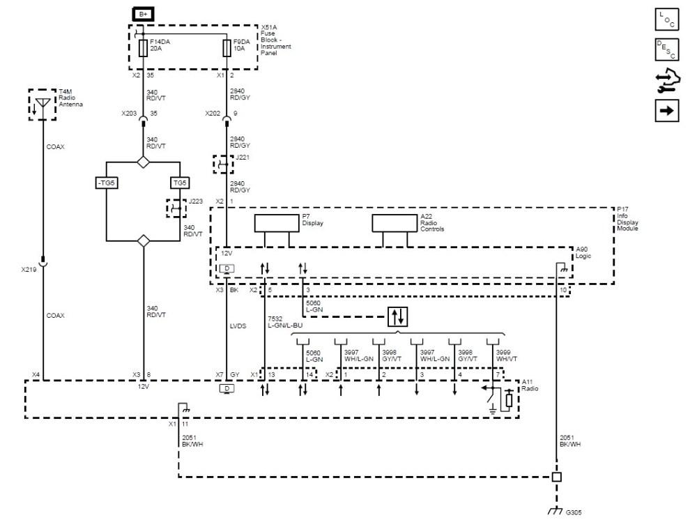 medium resolution of 2017 colorado radio wiring connections jpg