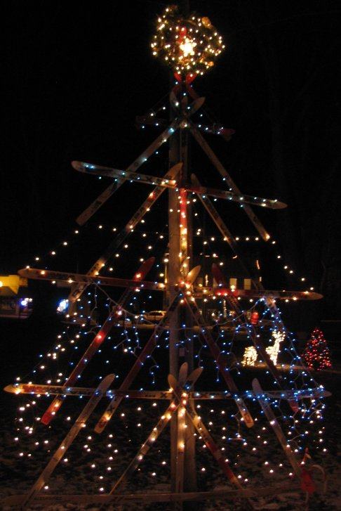 Photos Of Christmas Lights Christmas Trees Amp S Mountain