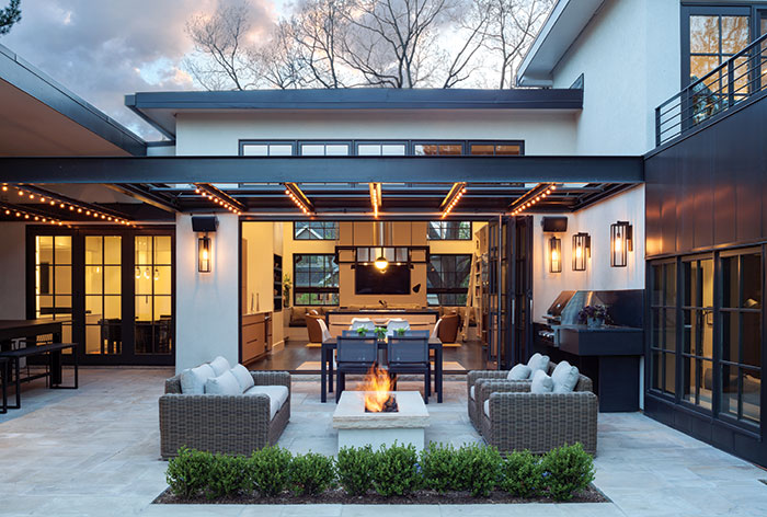 our favorite outdoor living spaces