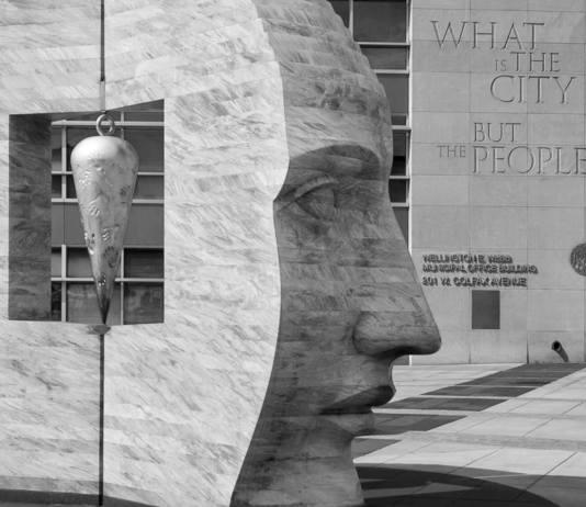 Denver's cityscape stills in the time of coronavirus