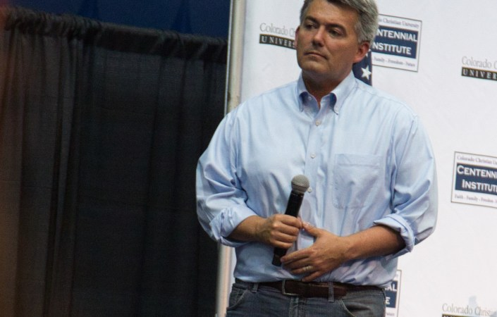 Cory Gardner has voted to confirm more than 100 Trump-picked judges