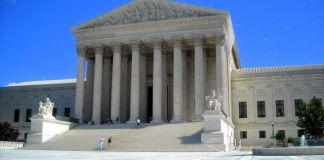 The Supreme Court of the United States. On June 27, 2019, the court issued a highly anticipated ruling on partisan gerrymandering and sent a question about whether the Trump administration can ask people their citizenship status in the 2020 census back to lower courts. (Photo by NCinDC via Flickr: Creative Commons)