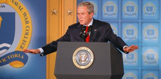 Should George W. Bush be blamed for ISIS? Where do the 2016 presidential candidates stand? Particularly Marco Rubio and Jeb Bush. Also, is the U.S. winning or losing the fight? After all, Iraq took Ramadi.