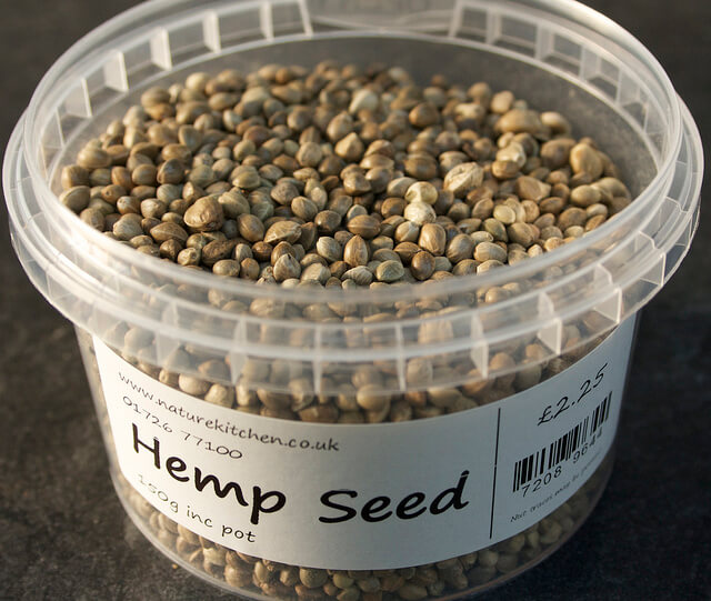 Colorado first in nation with certified hemp seed - The