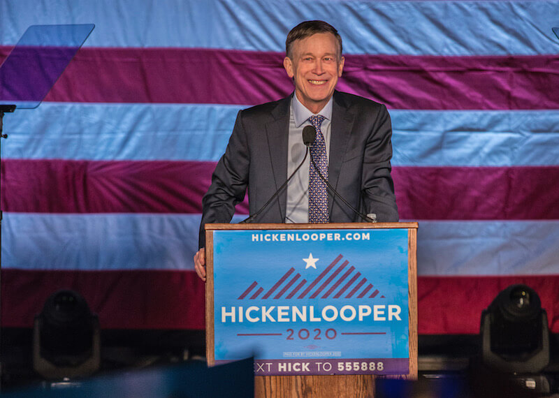 John Hickenlooper is running for U.S. Senate, sources say - The Colorado Independent