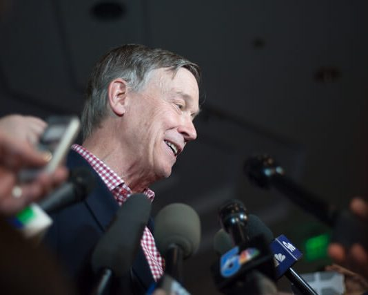 Colorado A-listers boost Hickenlooper's 2020 presidential war chest to $2 million