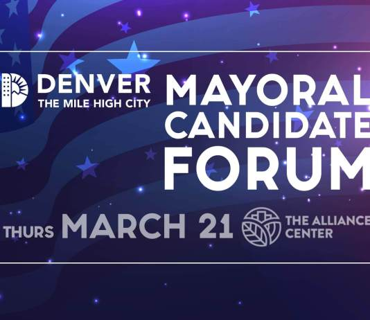3/21/19 – Denver Mayoral Candidate Forum