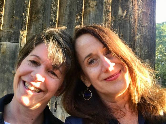 Rio Blanco Herald Times Editor Niki Turner and Colorado Independent Editor Susan Greene