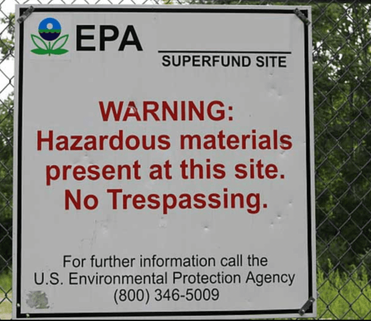 Report: Colorado's Superfund sites among those threatened by climate change