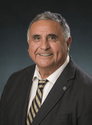 """Board of Regents Chairman Glen Gallegos, a Grand Junction Republican, says he is """"not sure that I remember much about"""" the list of applicants for CU's presidency. (Courtesy of CU)"""