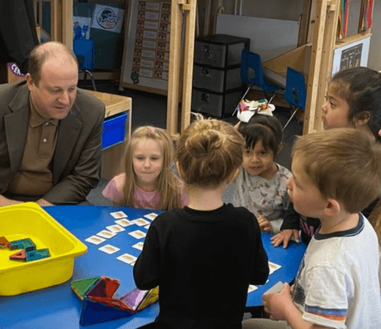 Polis pitches preschool expansion, insists Colorado can afford it