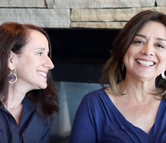 Susan Greene and Tina Griego