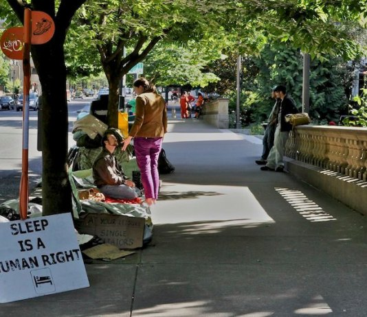 Guest Post: Denver's camping ban dehumanizes the very people the city is supposed to help