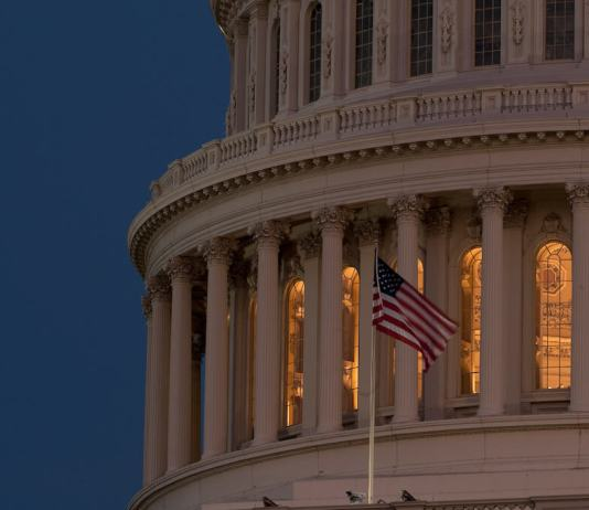 Behemoth $2T COVID-19 response bill clears U.S. House; Trump signs into law