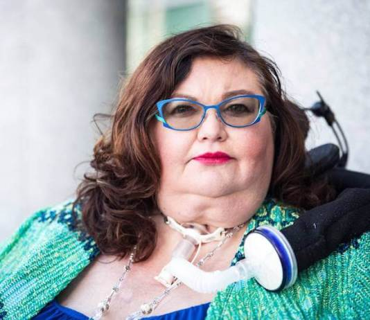 "Disability-rights advocate Carrie Ann Lucas, 1971-2019, a ""bad-ass"" to the end"