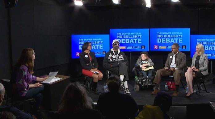 The Denver Mayoral No Bullsh*t Debate