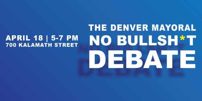 Denver Mayoral No Bullsh*t Debate