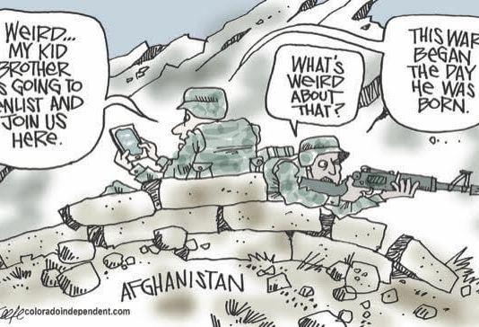 Keefe: The Longest War