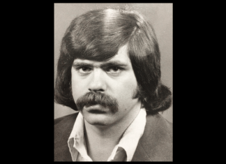 Mike Littwin in 1973 when he was working for now-defunct Times-Herald in Newport News, Virginia. Littwin is leaving The Indy after seven years to join The Colorado Sun. (Photo courtesy of Mike)