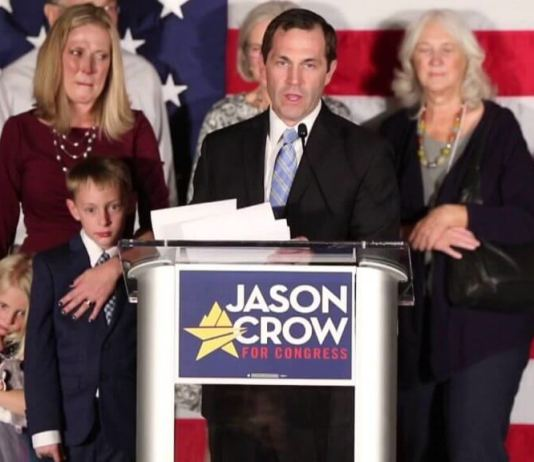 Crow ousts Coffman in battleground congressional district