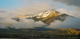 Peak One Tenmile Range