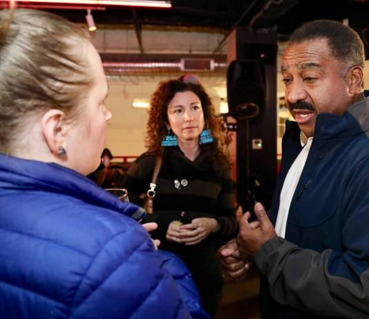 In Denver mayoral runoff, new Giellis backers proceed with caution