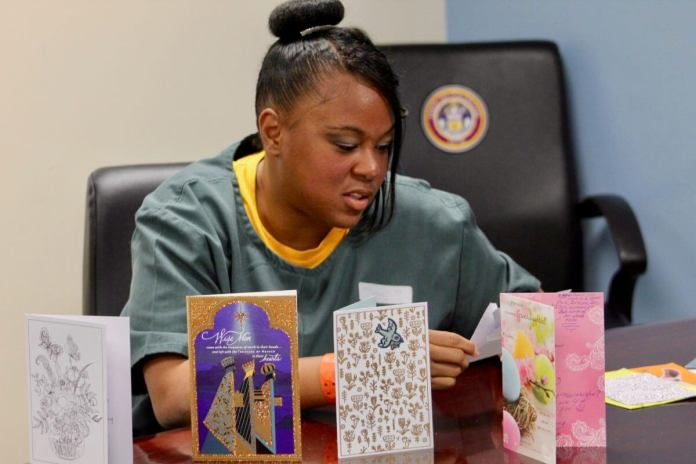 Colorado prison inmates can now receive greeting cards  Are