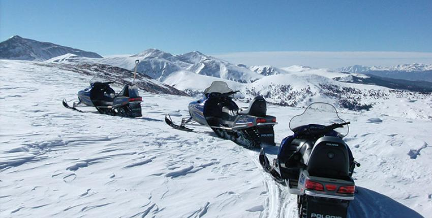 Snowmobile Tours And Rentals In Colorado ColoradoInfo Com