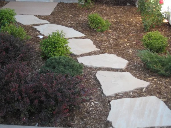 pathway landscaping colorado springs