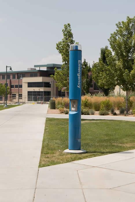 Campus Police Presence  Colorado Mesa University
