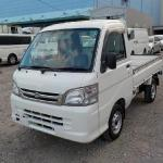 Coming in January 2018: 2014 Daihatsu HiJet Automatic 4×4!