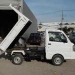 Sale Pending: 2017 Suzuki Carry Heavy Duty Dump Bed!