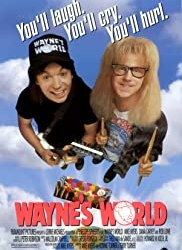 Wayne's World Mike Myers Dana Carvey