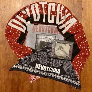 Devotchka merchandise