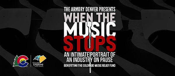When the Music Stops poster