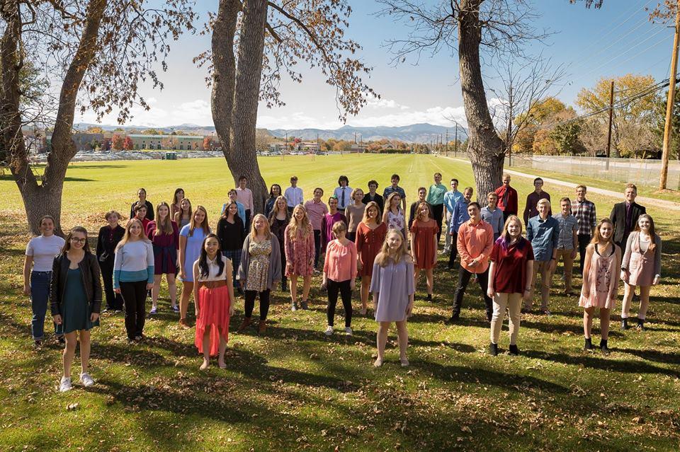 Arvada West HS Choir