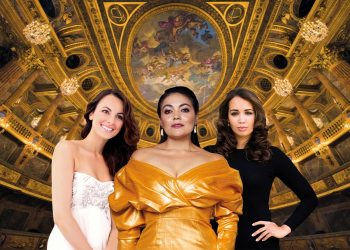 Three opera singers