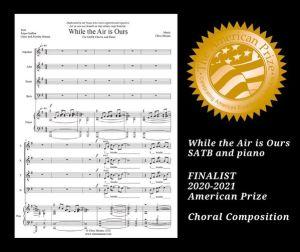 American Prize award
