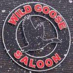Wild Goose Saloon logo