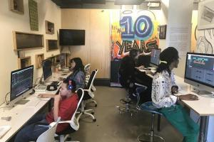 Youth on Record lab
