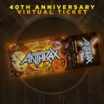 Anthrax 40th poster