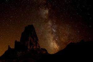 Milky Way Over Agathia