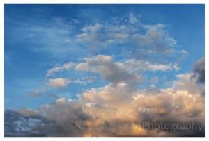 © Steve O'Bryan, Abiquiu Evening Sky-1