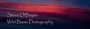 © Steve O'Bryan, Wild Basin Photography