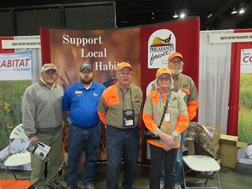 Colorado Pheasants Forever | 2019 ISE Show