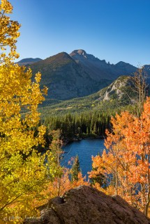 Rocky Mountain National Park Fall Colors